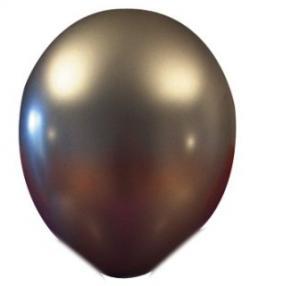 Ballonger metallic Silver 10pack