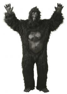 Maskeraddräkt Gorilla