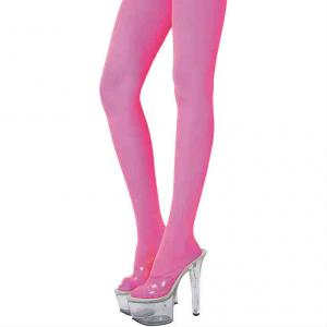 Strumpbyxor Neon Rosa