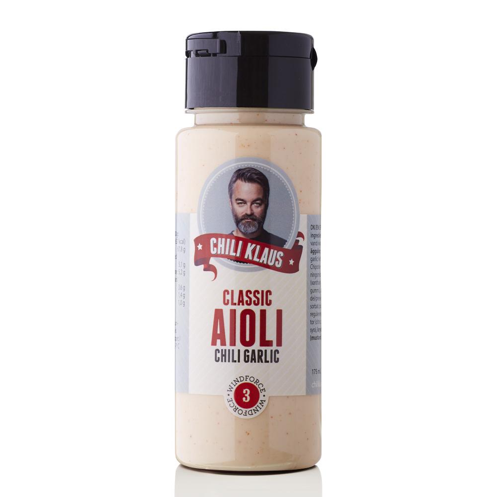 Aioli Chili - Vitlök 250ml