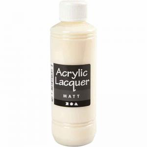 Akryllack matt 250ml
