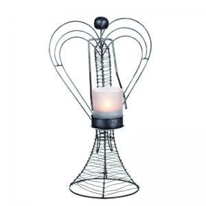 Ängel Ljuslykta för V.Ljus H30cm
