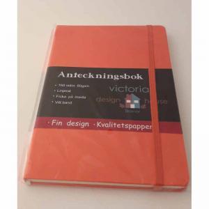 Anteckningsbok linjerat 160 sidor
