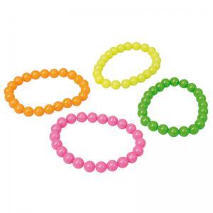 Armband neonfärgade