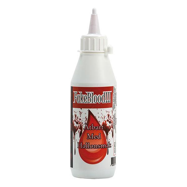 Ätbart blod med smak av Hallon 250cl