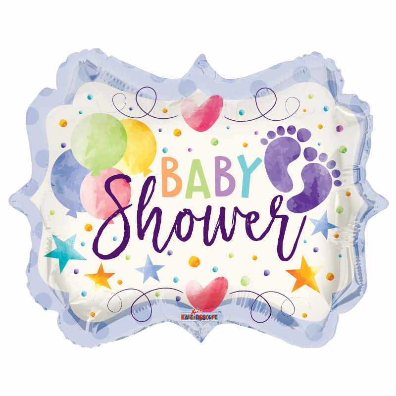 Ballong folie Baby shower