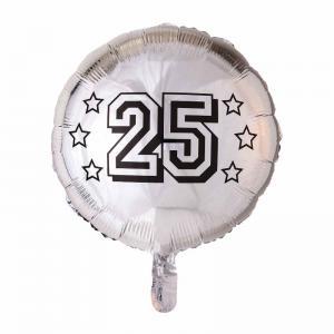 Ballong folie 25 år
