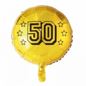 Ballong folie 50 år