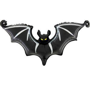 "Ballong folie ""Scary bat "" 63 cm"
