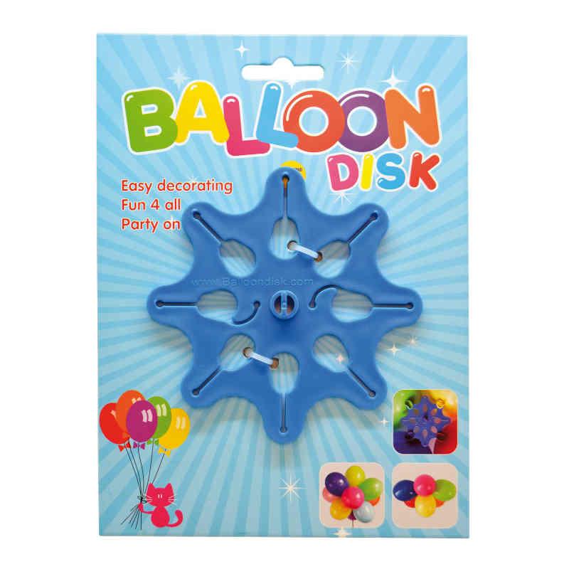 Ballongdisk för 8st ballonger