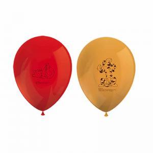 Nalle Puh Ballonger 8p