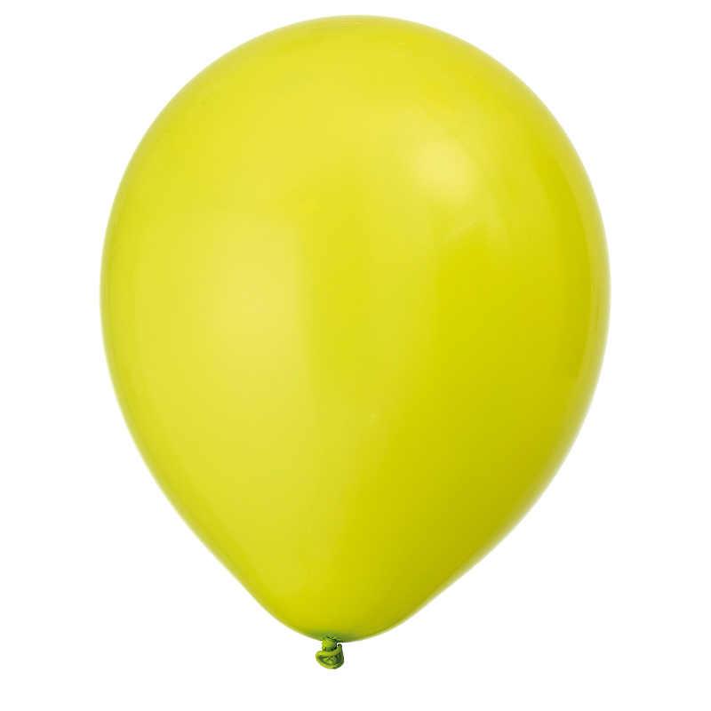 """Ballong 12"""" Limegrön 10-pack"""