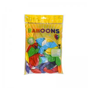 """Ballonger 12"""" mixade färger 100p"""