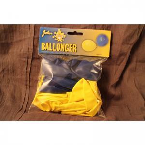 Ballonger gul/blå 24pack