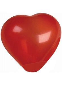 Ballonger Hjärtformade Röda 8st