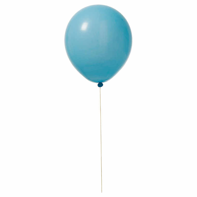 "Ballong 12"" ljusblå"