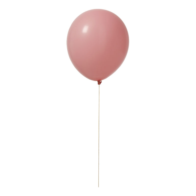 """Ballonger 12"""" Rosa 10-pack"""