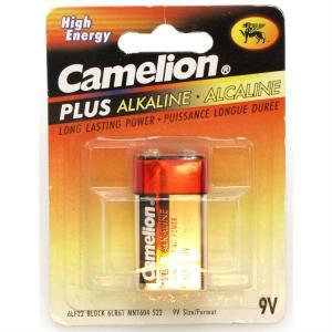 Batteri Alkaliska 9v