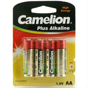 Batteri alkaliska  AA 4pack