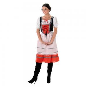Bavarian Girl stl L