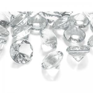 Diamanter i plast 5st 30mm