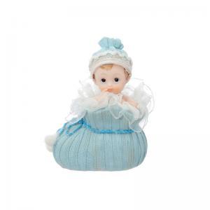 Figur Bebis Pojke Blå
