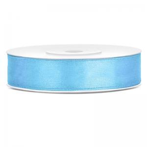 Sidenband Ljusblått 12mm