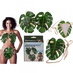 Bikini med löv Eva