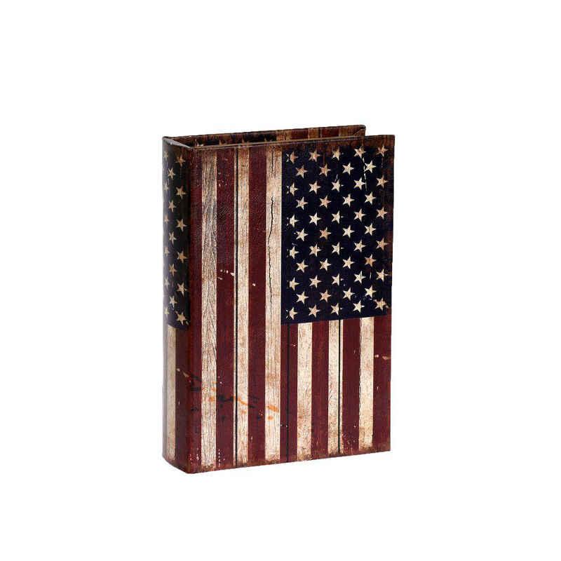 Bokförvaring USA L27cm