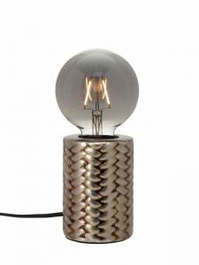 Bordslampa Zippo svartkrom