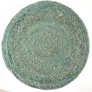 Bordstablett rund sjögräs D37cm
