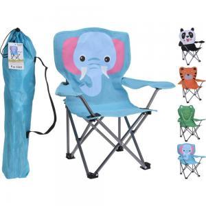 Campingstol barn 4olika djur