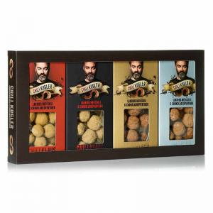 Chilikulor 4pack Presentbox