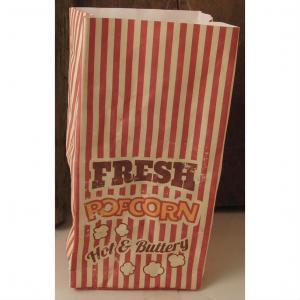 "Popcornpåse ""Fresh popcorn"""