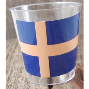 Shotglas Svenska Flaggan