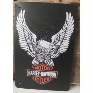 "Plåtskylt ""Harley-Davidson"""