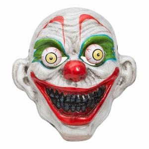 Clownmask skelett med ögon