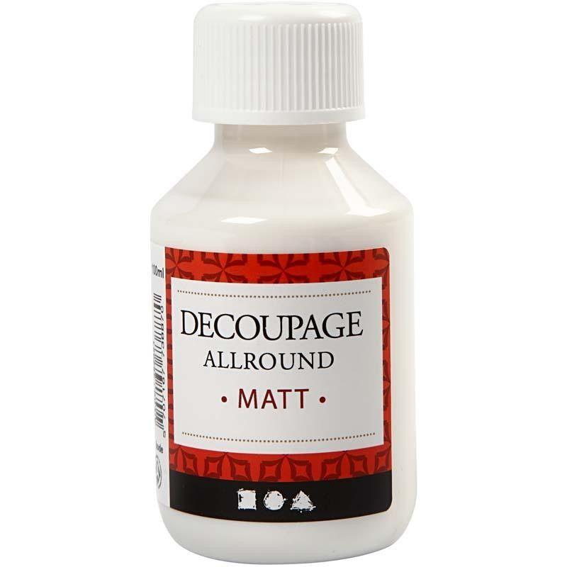Decoupagelack matt 100ml