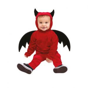 Djävulsdräkt småbarn