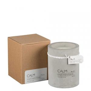 Doftljus CALM M Ananas, Bergamott & Lavendel