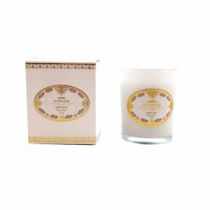 Ljus doft i glas Hamam 70g Clean cotton