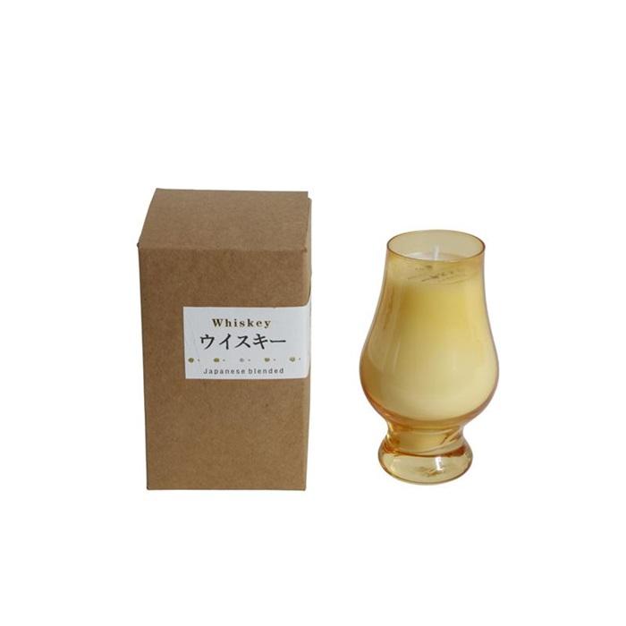 Doftljus Japansk Whisky 200g