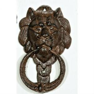Dörrkläpp Lejon gjutjärn