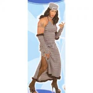 Fånge klänning Drag queen