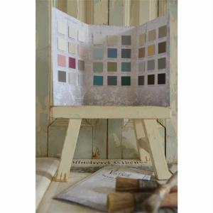Färg karta för Vintage paint