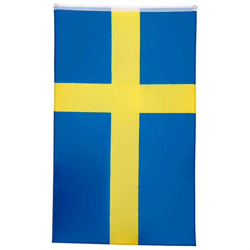Flagga Sverige 90x150cm