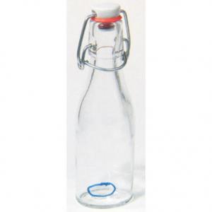 Flaska 200ml med patentkork