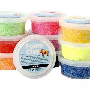 Foam Clay lera 10x35gr