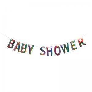 Girlang skimmer Baby shower 2meter
