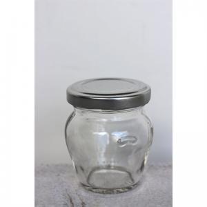 Glasburk med lock Gelé 1,06dl